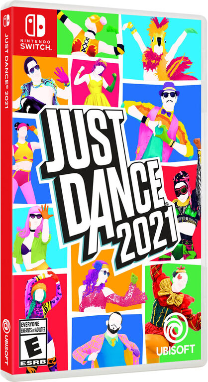 Nintendo Switch Just Dance 2021
