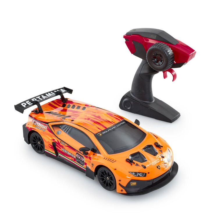 RC 1:16 Scale Lamborghini Hurricane GT3 Sport Orange - R Exclusive
