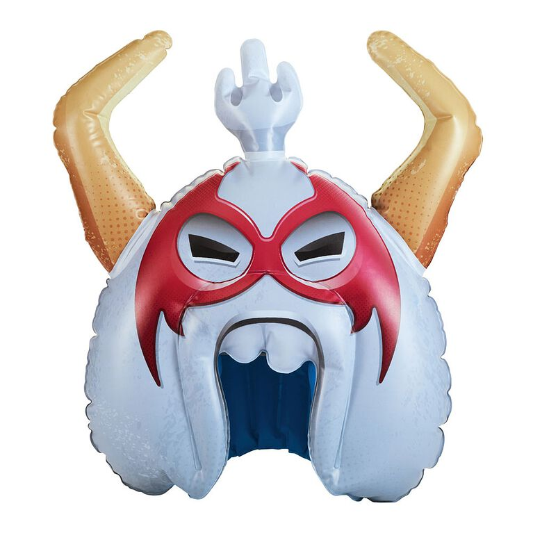 Massive Monster Mayhem - RoBro Armor