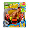 Fisher-Price Imaginext Jurassic World Research Lab - English Edition