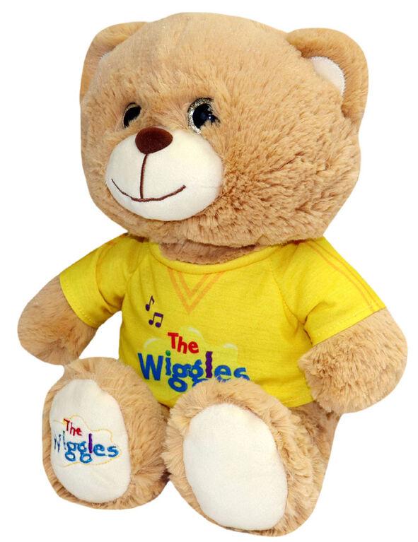 Peluche Rock a Bye Bear des Wiggles
