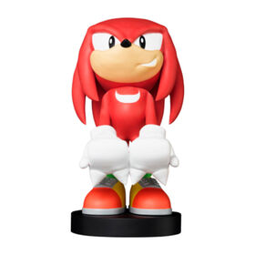 Sega Knuckles Cable Guy Phone And Controller Holder - English Edition