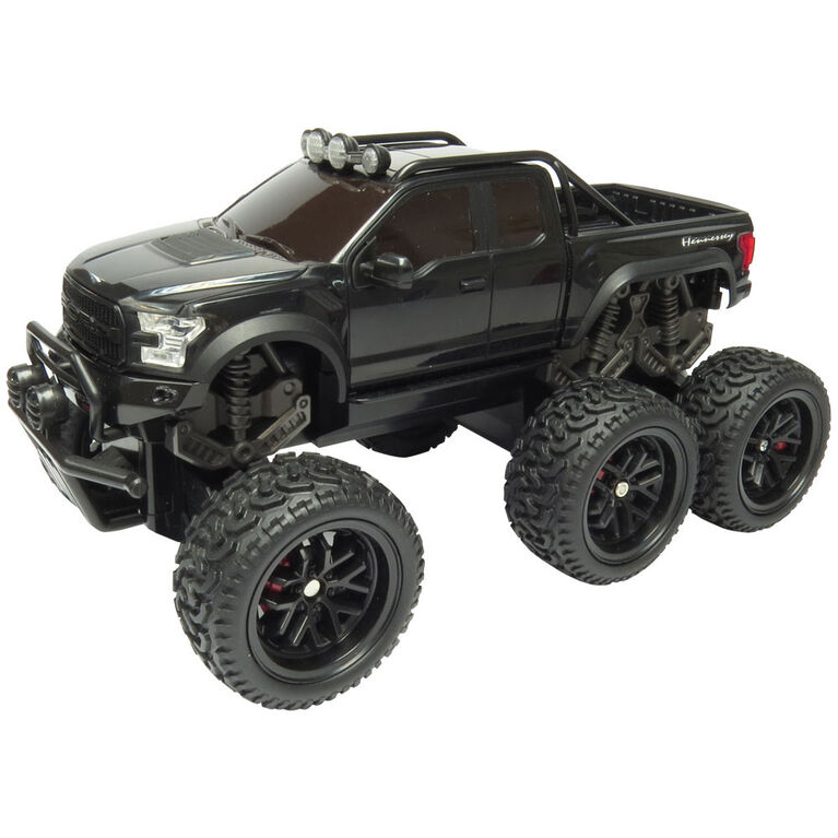 Rc 1:16 Hennessey Velociraptor - Black - R Exclusive