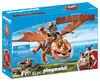 Playmobil - DRAGONS Stick legs et Bouledogre