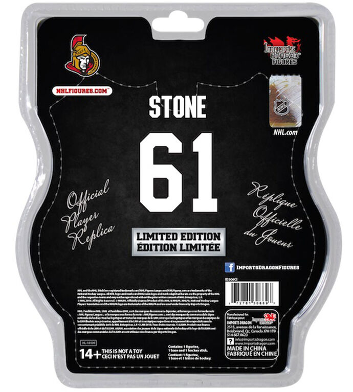 "Mark Stone Ottawa Senators 6"" NHL Figures"