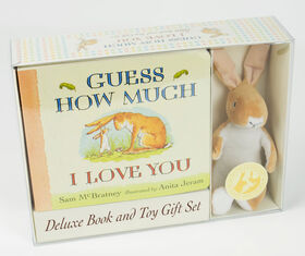 Guess How Much I Love You - Édition anglaise