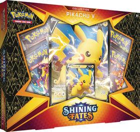 JCC Pokémon: Collection Destinées Radieuses – Pikachu V