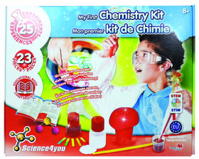 Science4you - My First Chemistry Set