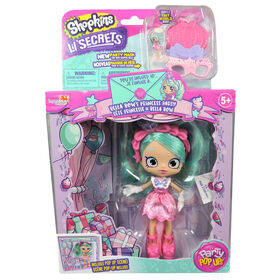 Shopkins Lil Secrets Shoppie - Bella Bow