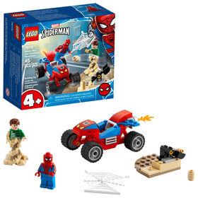 LEGO Super Heroes Le combat de Spider-Man et Sandman 76172