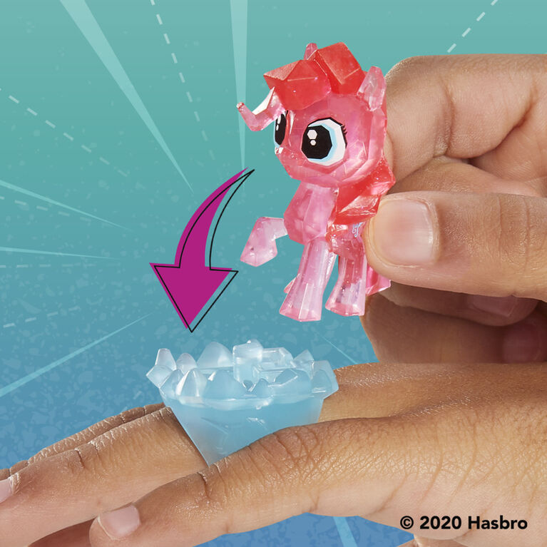 My Little Pony Secret Rings Blind Bag 3-Pack with Water-Reveal Surprise