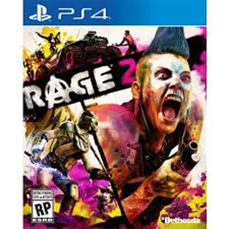 PlayStation 4 Rage 2