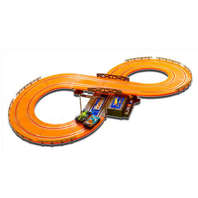 Hot Wheels - Circuit sur rail - 2,8 m.