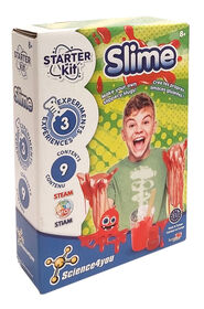 Science4You - Starter Kit Slime