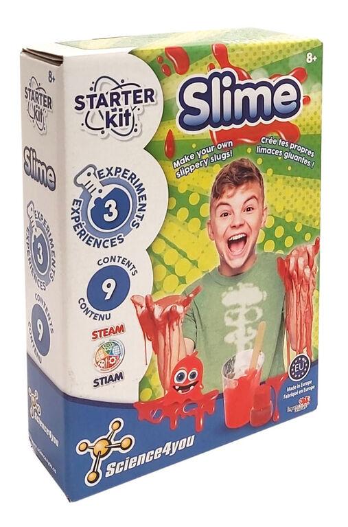 Science4You - Starter Kit Slime