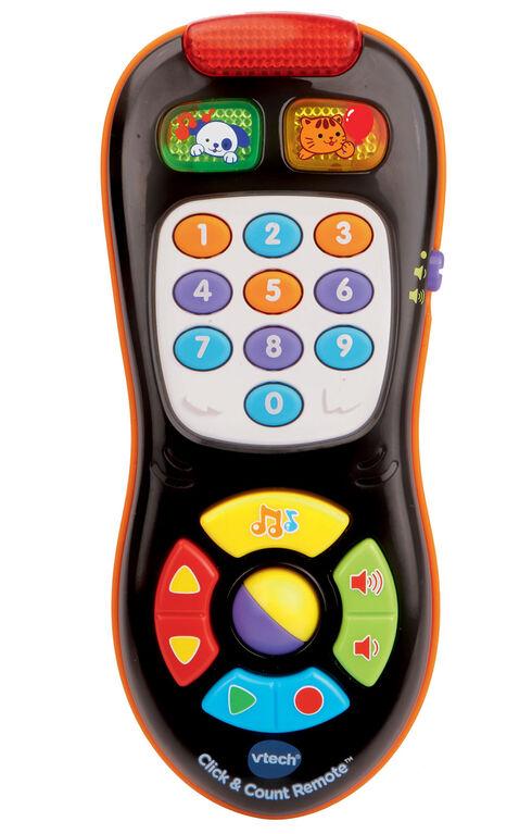 Vtech - Ma première télécommande parlante - Édition anglaise