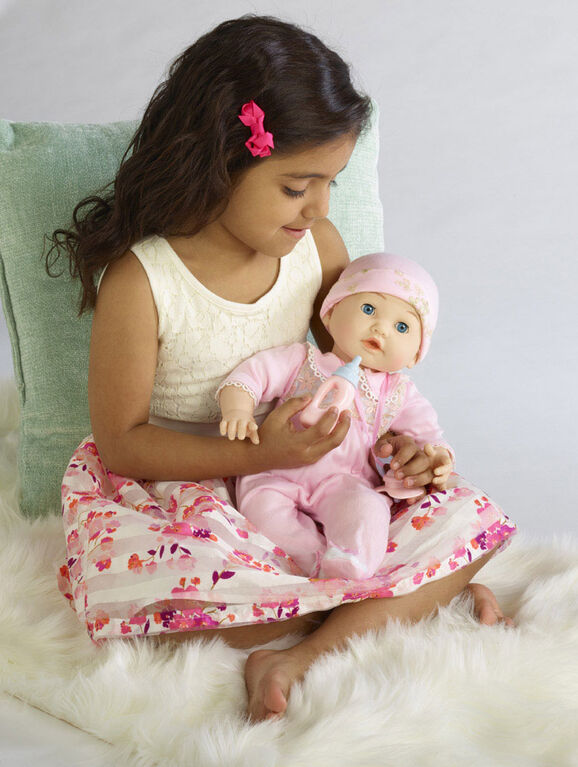 You & Me Interactive Soothing Baby Doll