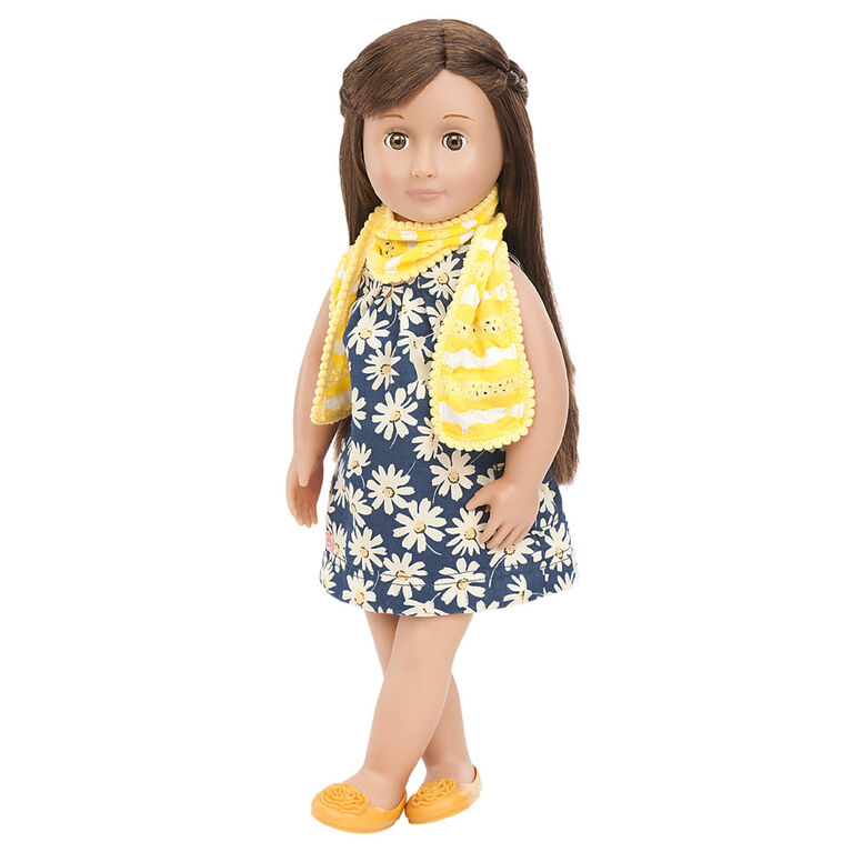 Our Generation, Reese, 18-inch Posable Travel Doll