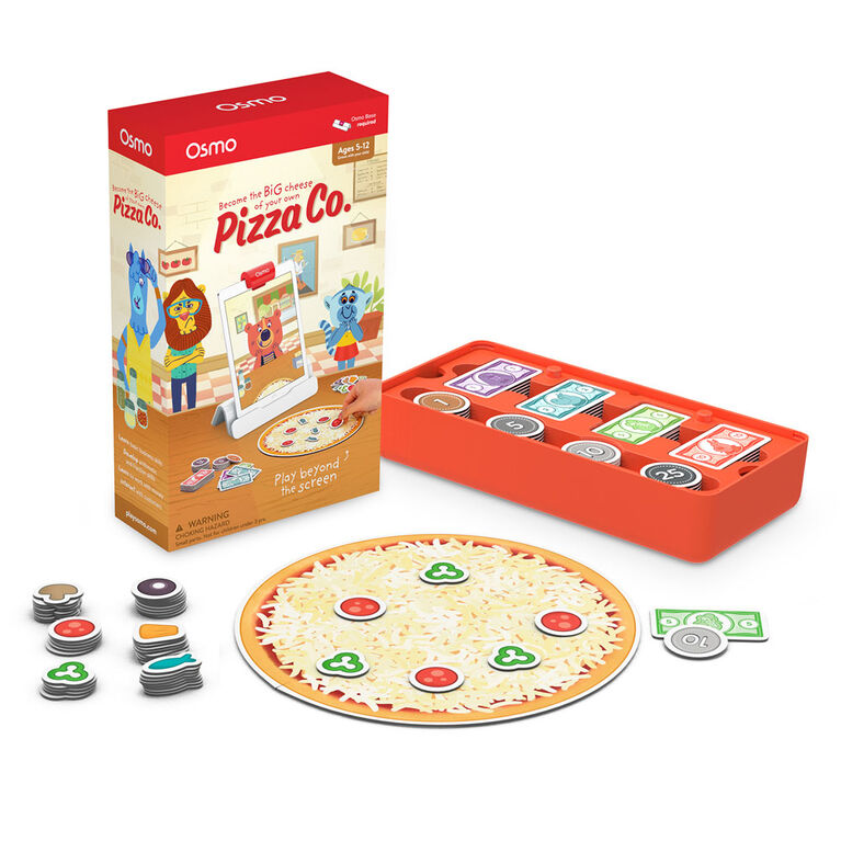 OSMO Pizza CO Expansion Pack - Édition anglaise