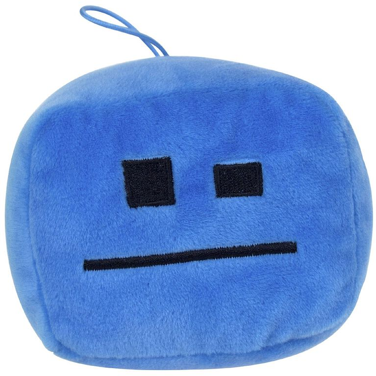 StikBot -  Plush Heads (with sounds) - Series 1 - Blue