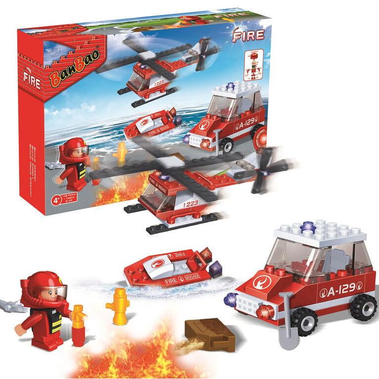 BanBao Fire - Fire Fighting