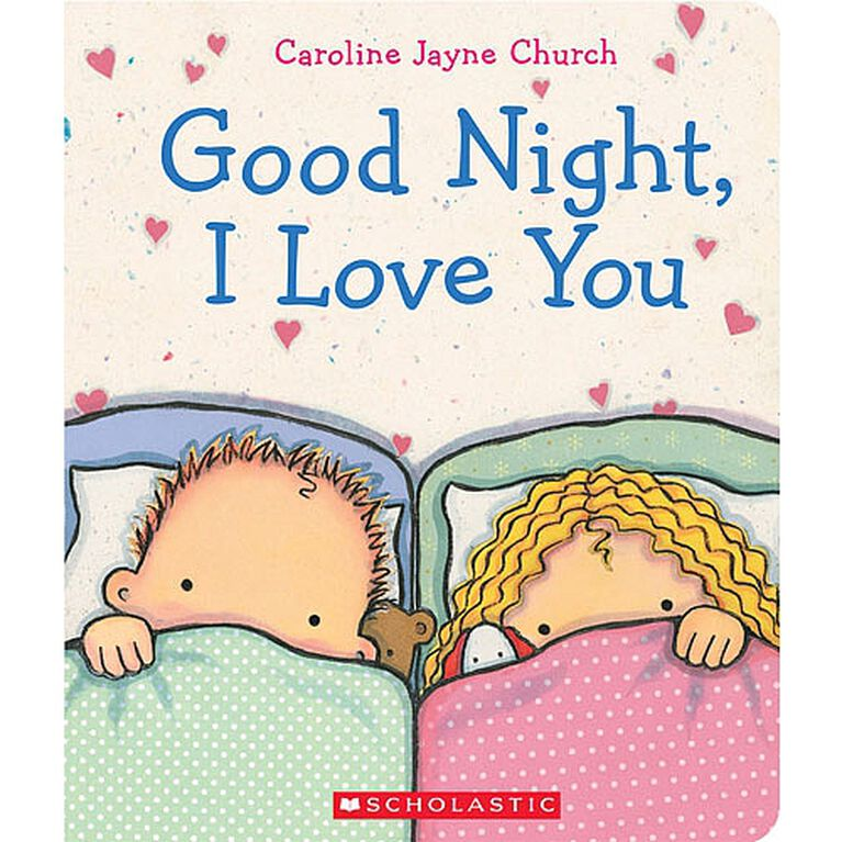 Goodnight, I Love You - English Edition