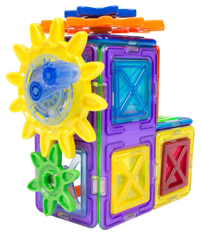 Magformers Magnets in Motion 32Ps Gear Set