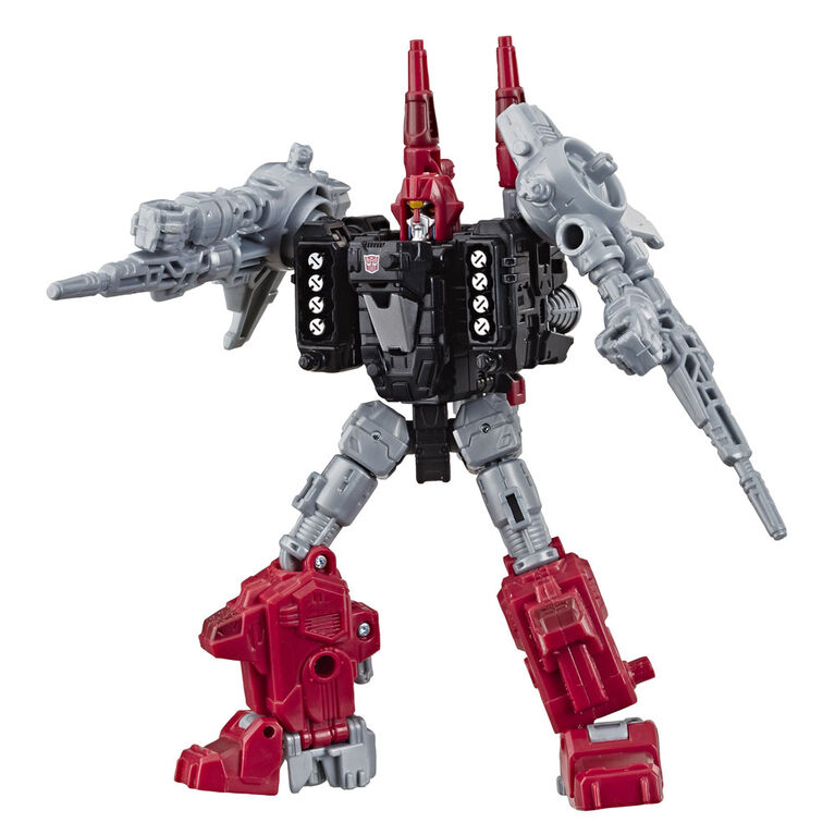 Transformers Sélection Générations, Powerdasher Cromar WFC-GS04 - R Exclusif
