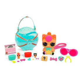 L.O.L. Surprise Biggie Pets- Neon Kitty - Exclusive - R Exclusive