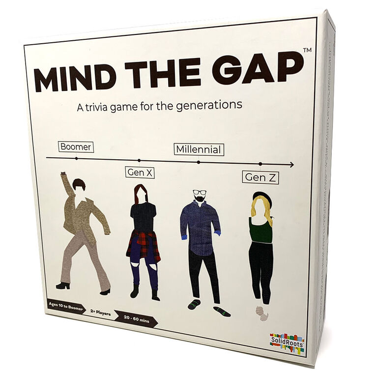 Mind the Gap - English Edition