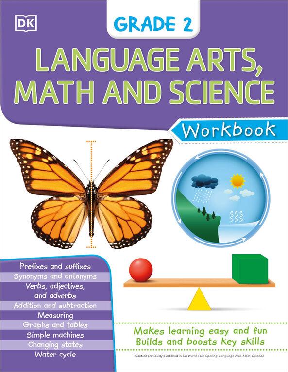 DK Workbooks: Language Arts Math and Science Grade 2 - English Edition