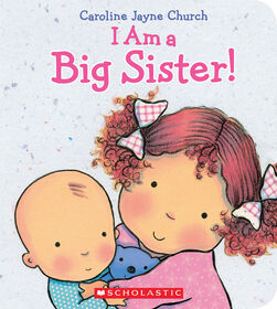 I Am A Big Sister - Édition anglaise