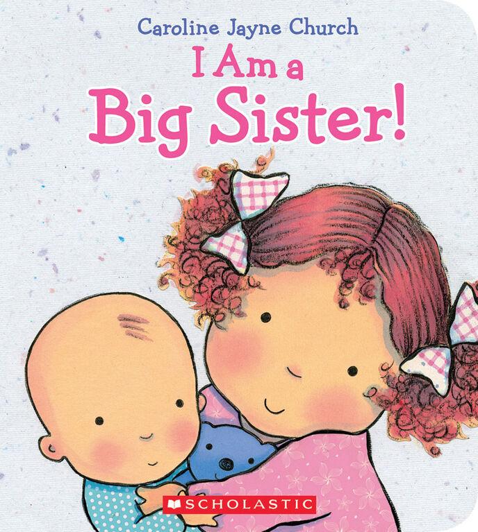 I Am A Big Sister - Édition anglaise
