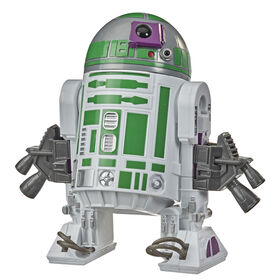 Star Wars, Design-A-Droid, Star Wars Galaxy's Edge, figurine articulée R2 Unit personnalisable de 30 cm à collectionner - Notre exclusivité