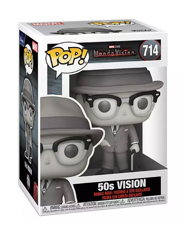 Funko POP! TV: Marvel WandaVision - 50s Vision