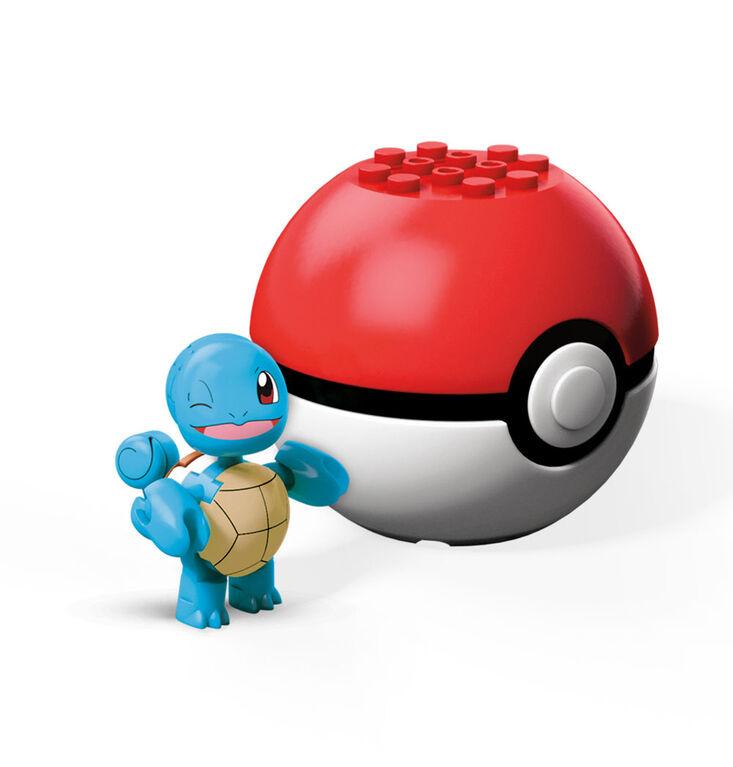 Mega Construx Pokémon Squirtle Figure
