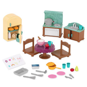 Li'l Woodzeez, Country Kitchen Playset