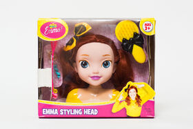 The Wiggles Emma Styling Head