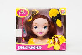 Chevelure à coiffer d'Emma