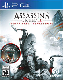 Assassin's Creed III Remastered - PlayStation 4