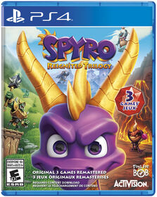 PlayStation 4 Spyro Reignited Trilogy