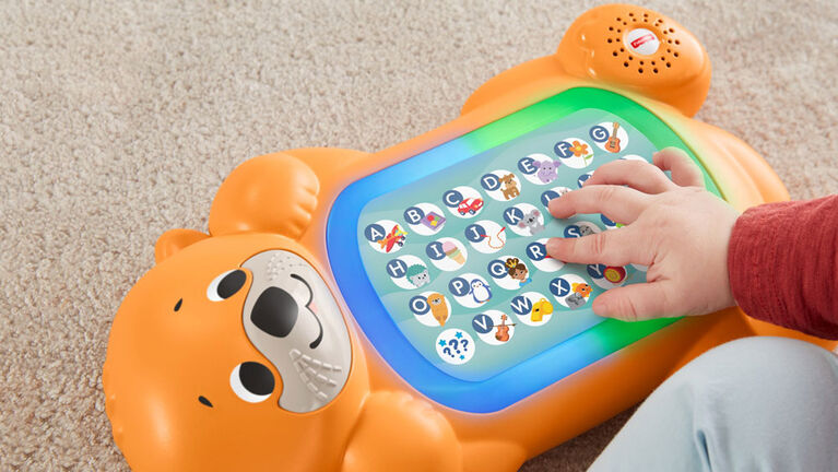 Fisher-Price Linkimals A to Z Otter - English Edition
