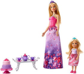 Barbie Dreamtopia Dolls & Playset