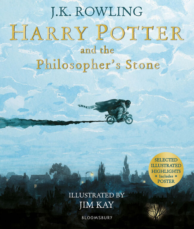 Harry Potter and the Philosopher's Stone - English Edition