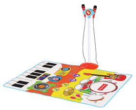 Fisher Price - Double Dance And Sing Along Music Mat - English Edition