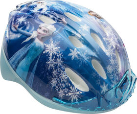 Frozen Child Bicycle Helmet
