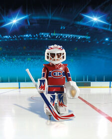 Playmobil - NHL Montreal Canadiens Goalie