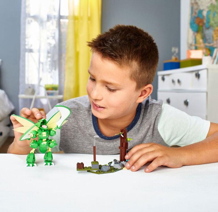 Mega Construx Pokémon Scyther Figure