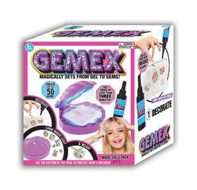 GEMEX Clam Shell Set