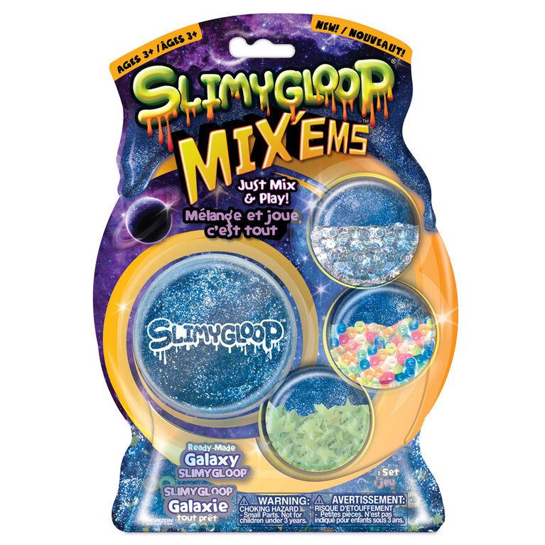 Galaxy Slimygloop Mix'Ems